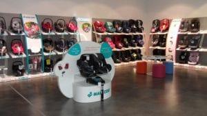 Maxi-Cosi shop-in-shop babypark