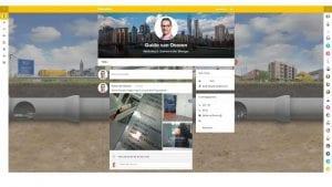 Marketing & Communicatie Manager van der velden rioleringsbeheer speak-app