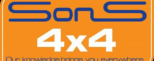 Logo Sons 4x4